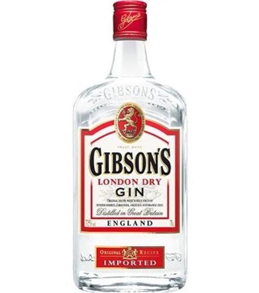 Gibson's Gin