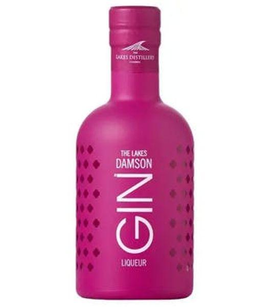 The lakes damson gin liquer