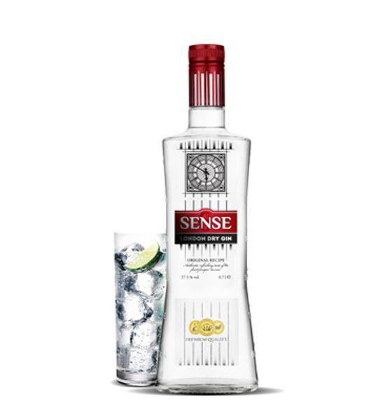 sense london dry gin